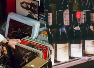 This Vinyl Shop Stocks One of Largest Vegan Wine Selections in the UK