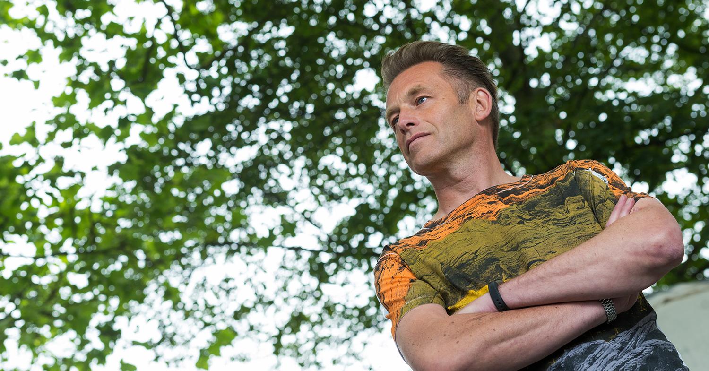BBC's Chris Packham Goes Vegan for the Animals