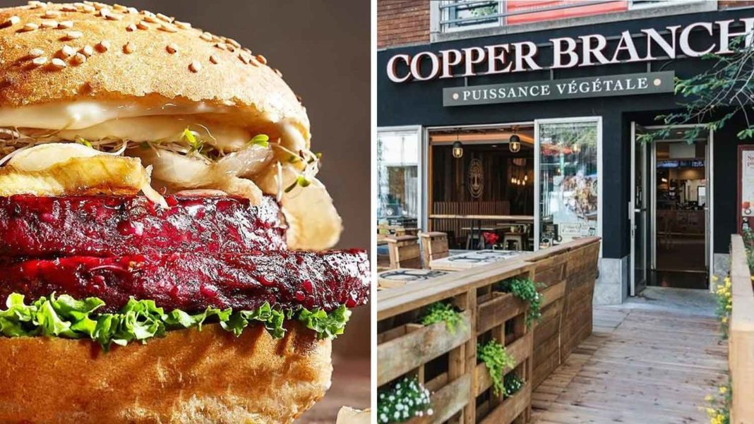 Copper Branch Will Open 50 Vegan Restaurants In Canada By 2029