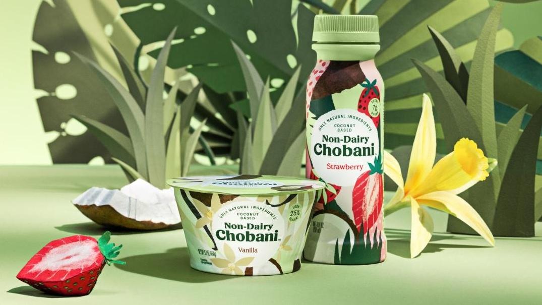 Greek Yogurt Brand Chobani Launches First-Ever Vegan Probiotic Coconut Yogurt and Drinks in 9 Flavors
