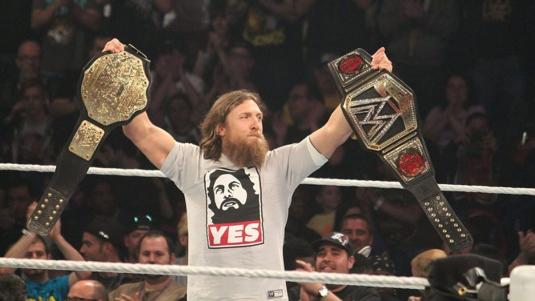 Vegan WWE Champ Had His Victory Belt Made Out of Hemp