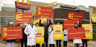 Doctors Issue Cancer Warning for McDonald's 'Bacon Hour'