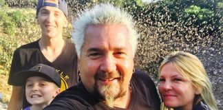 Meat-Loving Guy Fieri Reveals He Loves Cooking and Eating Vegan Meals With His Family