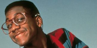 'Urkel' Actor Jaleel White Geeks Out On Vegan Burgers at Monty's Good Burger
