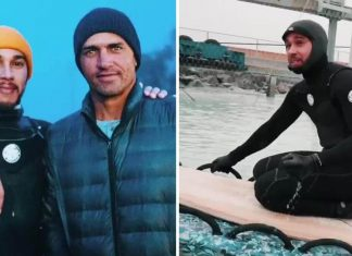 Vegan Athletes Lewis Hamilton and Kelly Slater Go Surfing Together