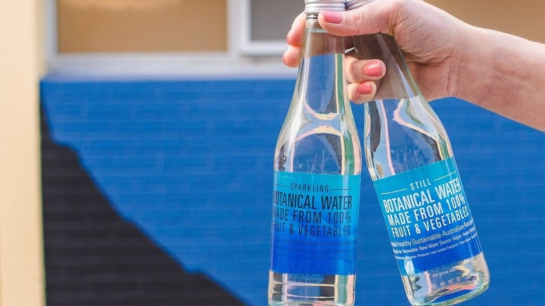 The Revolutionary Drinking Water Pressed From Vegetables