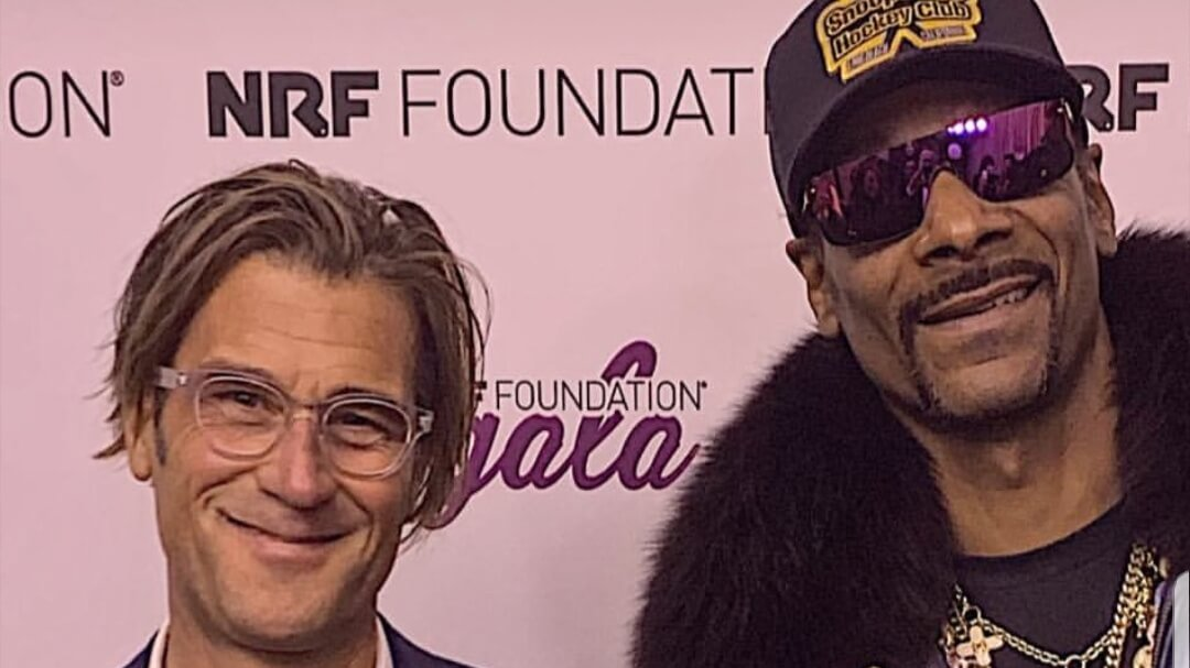 Snoop Dogg Goes 'Plant-Based,' Becomes BFFs With Vegan Ultraman Athlete Rich Roll