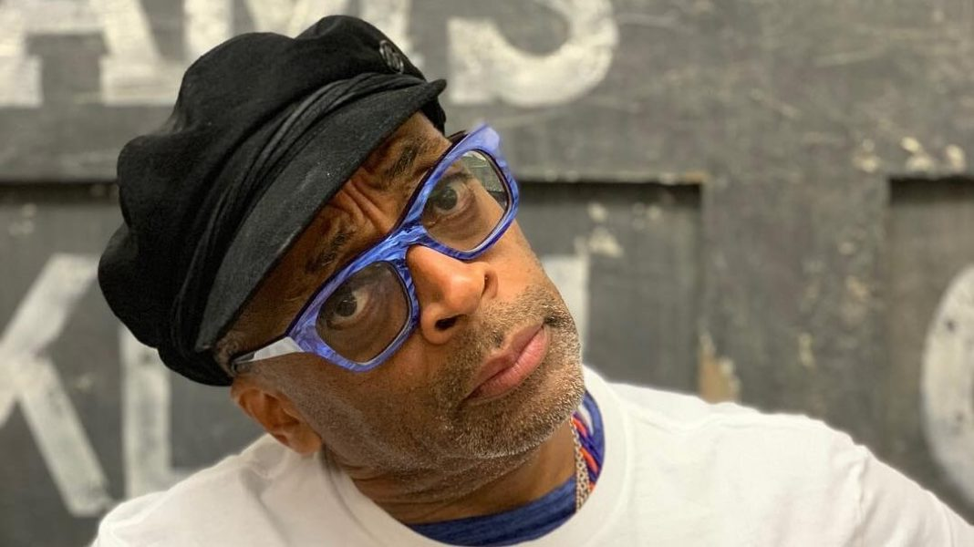 'BlacKkKlansman' Director Spike Lee Supports Vegan Charity at Golden Globes Event