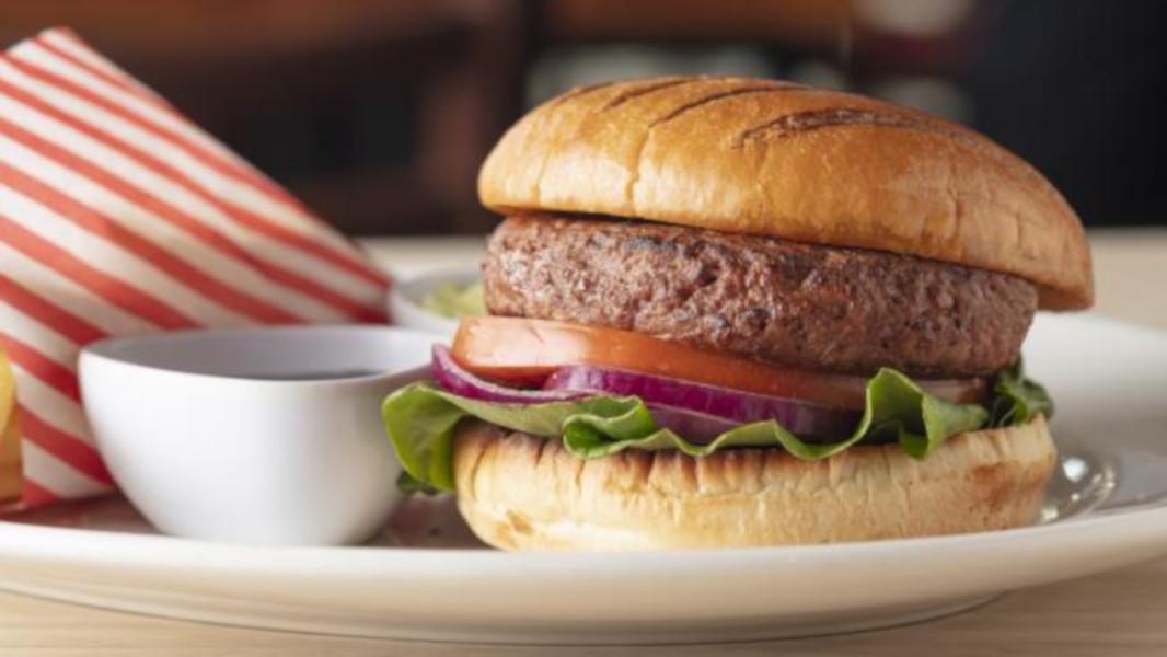 TGI Fridays UK Launches 'Bleeding' Vegan Mushroom Burger Nationwide