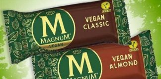Magnum Launches Vegan Ice Cream in the US