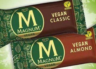 Magnum Launches Vegan Ice Cream in the US