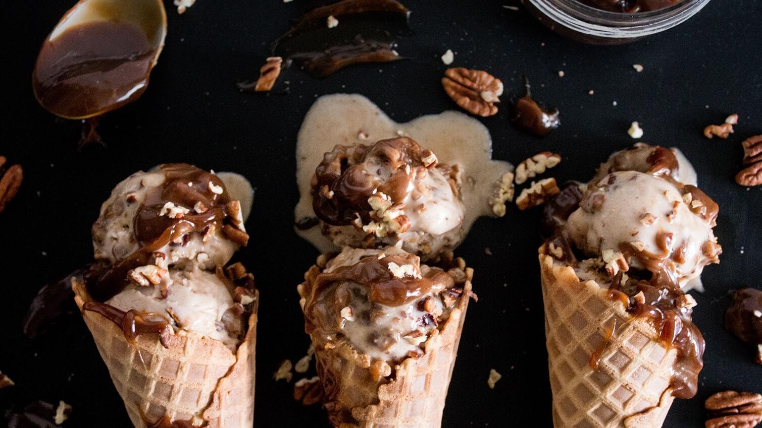 Salt & Straw Ice Cream Chain Launches Vegan Bacon Flavored Scoop to Menu