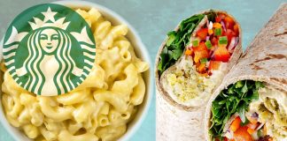Venti Up the New Vegan Starbucks Burritos and Mac 'n' Cheese