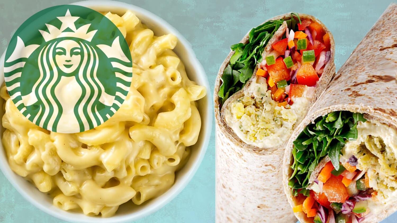 Venti Up the New Vegan Starbucks Burritos and Mac 'n' Cheese