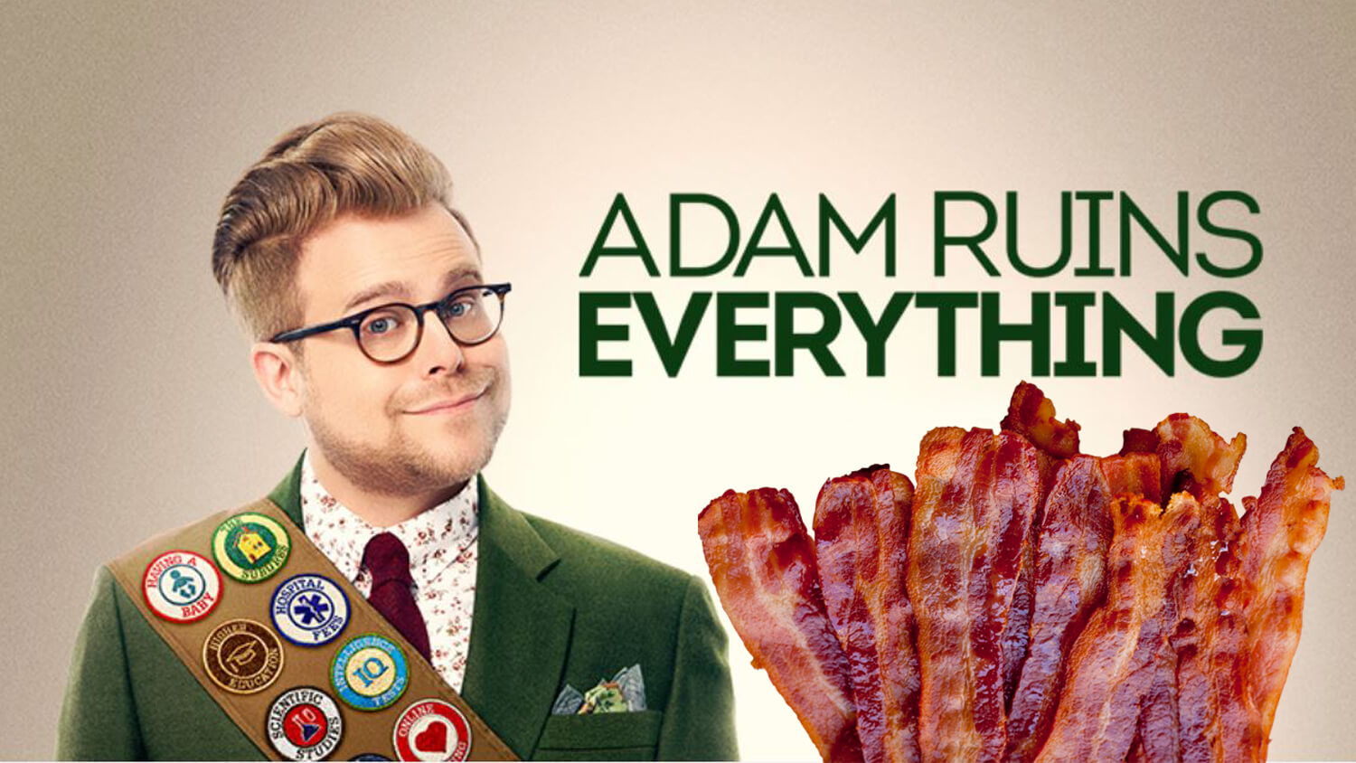 'Adam Ruins Everything' Exposes The Meat Industry's Bacon Conspiracy