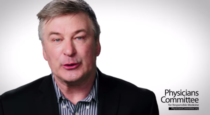 Why Alec Baldwin Really Wants You to Eat More Vegan Food