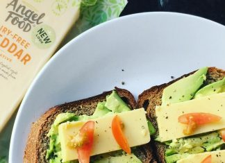 95% of Uber Eats' New Zealand Food Prediction for 2019 Are Vegan