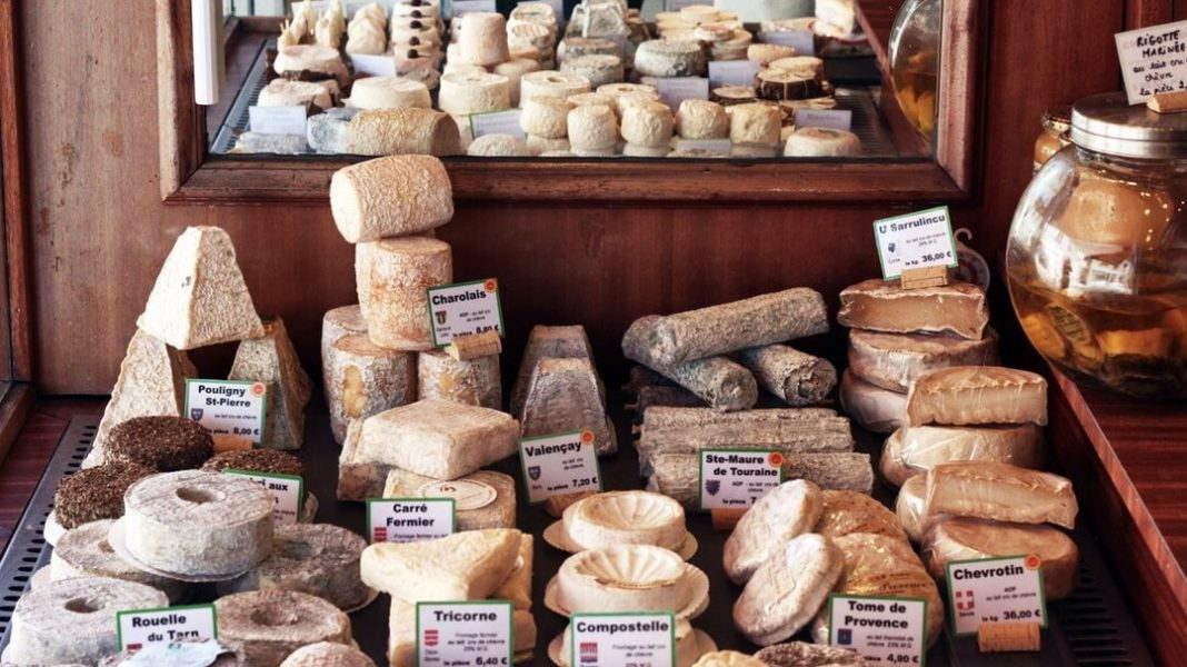 This Former French Slaughterhouse Is Now a Vegan Cheese Factory