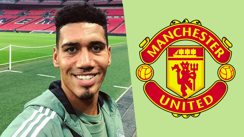 Manchester United Shares Vegan Message From Footballer Chris Smalling