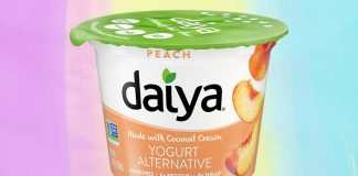 Daiya Launches Vegan Yogurt Range Made With Dairy-Free Coconut Cream