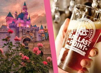 Disneyland Now Has a Vegan Craft Brewery