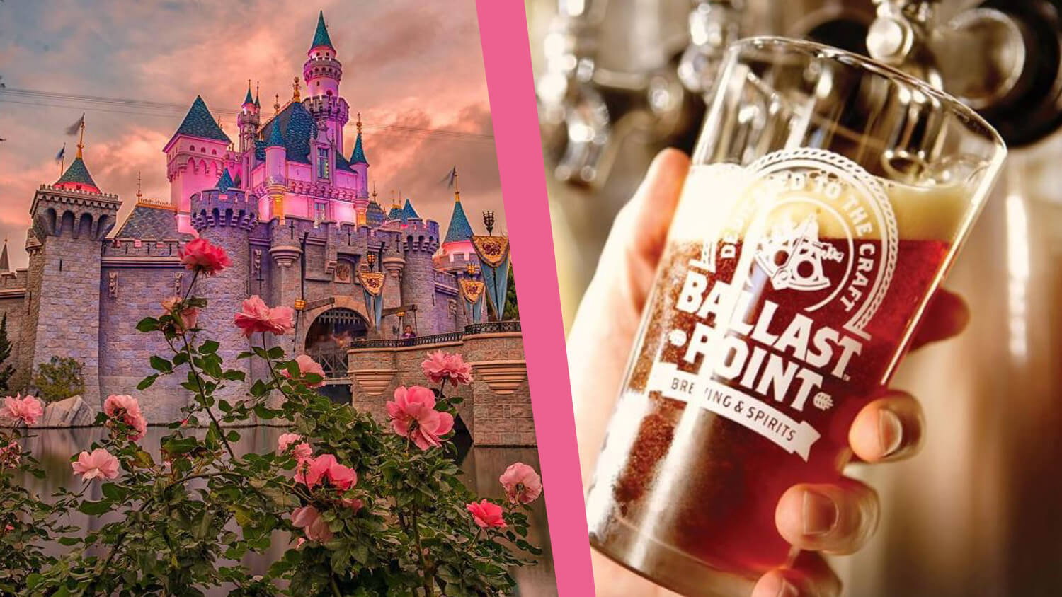Disneyland Now Has a Vegan Craft Brewery