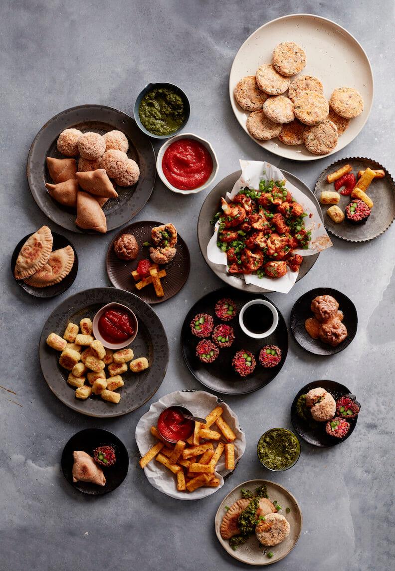 How to Give Dinner A 'Forks Over Knives' Vegan Makeover