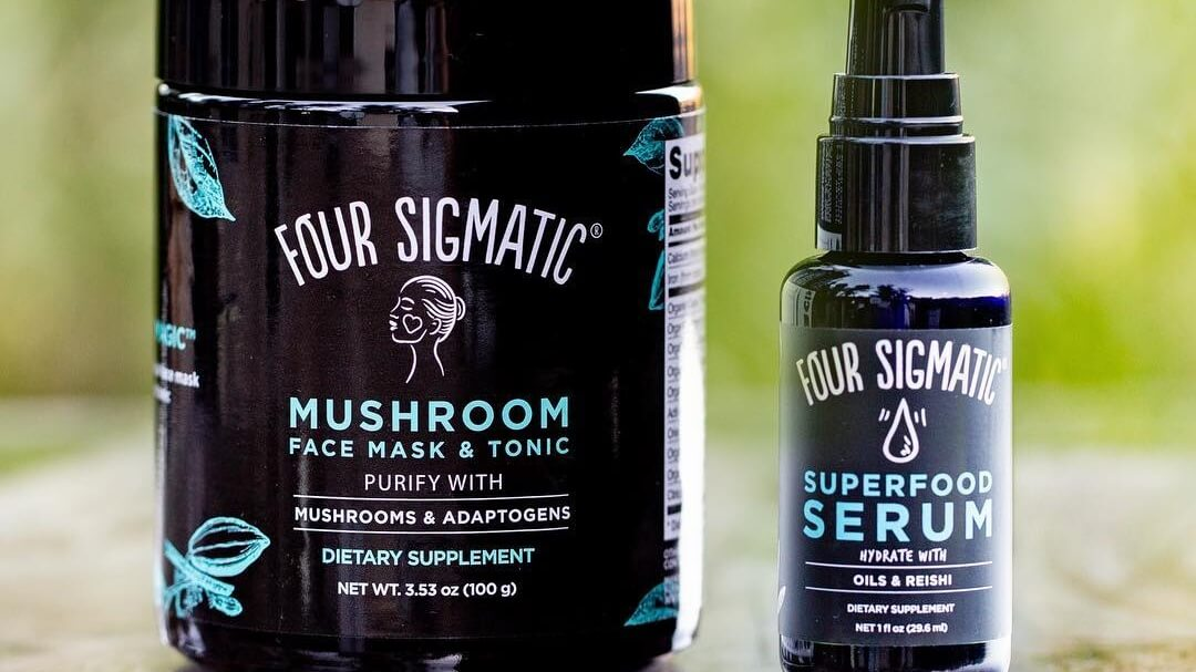 Why You Need to Put Four Sigmatic's Vegan Mushroom Skincare On Your Face
