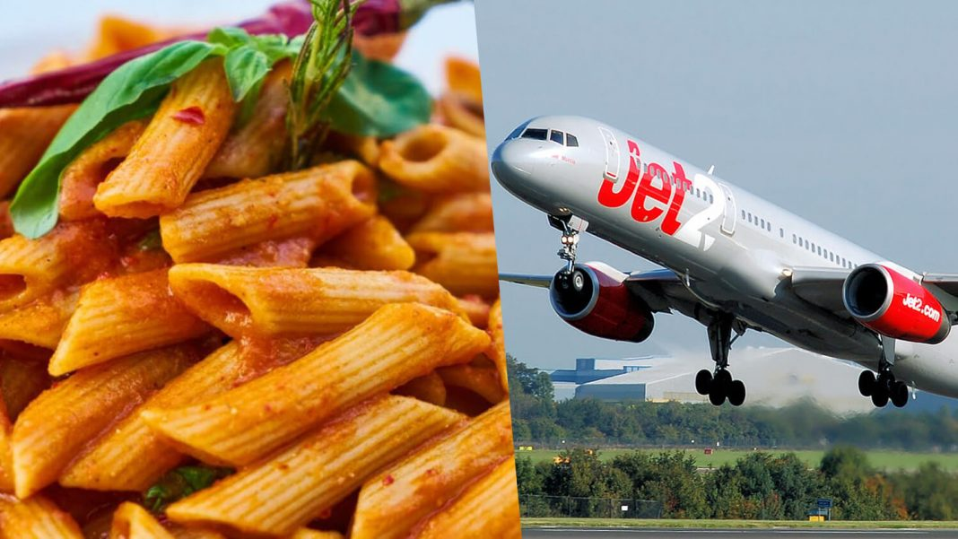 UK Airline Jet2 Adds Vegan Meals to All EU Flights