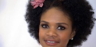 Actor Kimberly Elise Urges African-American People to Go Vegan for Their Health