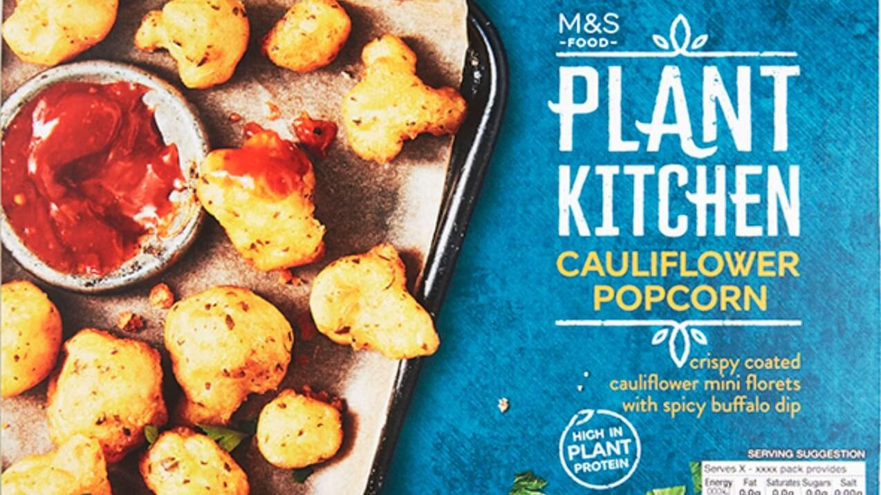 Marks & Spencer Wins Award for Its Vegan Food and Fashion Ranges