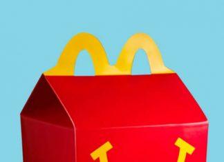 McDonald's UK Launches Vegan Happy Meals