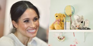 This Is the Vegan Paint Meghan Markle Selected for the Royal Nursery