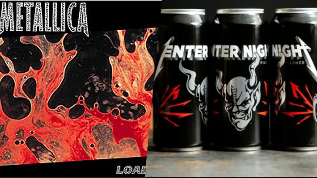 Metallica's New Vegan Beer Is the Best Thing They've Launched Since 1988