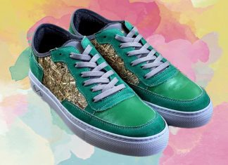 German Shoe Brand Nat-2 Launches Vegan Sneakers Made From Hay and Recycled Plastic Bottles
