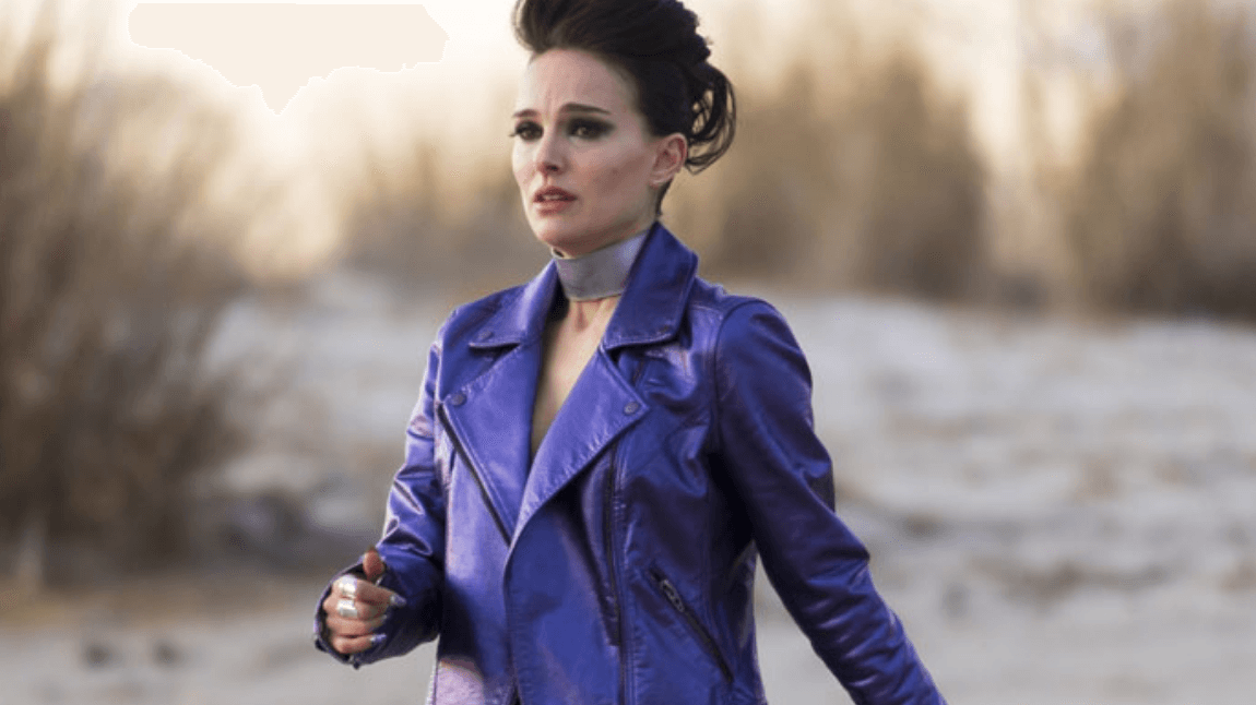 'Vox Lux' Costume Designer Keri Langerman Created Natalie Portman's Vegan Metallic Purple Leather Wardrobe