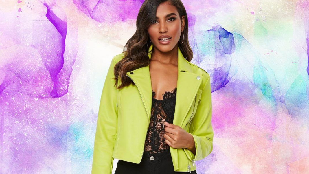 7 Vegan Leather Jackets to Transition Your Wardrobe From Winter to Spring