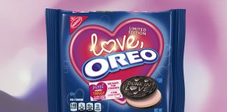 WIP Vegan Pink 'Love, Oreos' Launch Just in Time for Valentine's Day