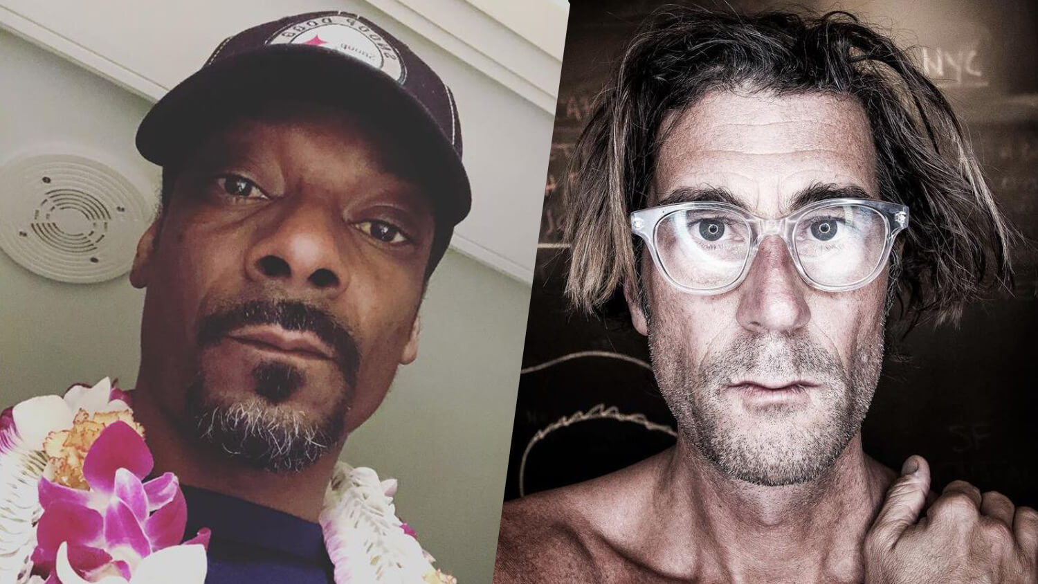 Snoop Dogg Goes 'Plant-Based,' Becomes BFFs With Vegan Ironman