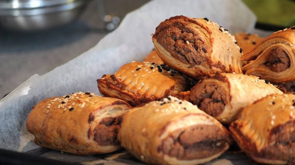 Vegan Sausage Rolls for People Who Don't Know What Greggs Is