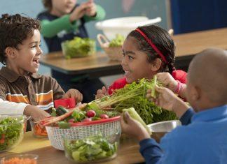 62 New York State School Districts to Take 2 Week Vegan Challenge