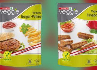 Spar Austria Supermarket Launches Own-Brand Frozen Vegan Meat Range