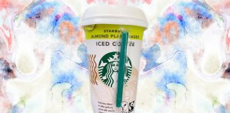 Asda Launches 'Exclusive' Vegan Starbucks Iced Coffee With Almond Milk