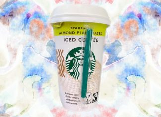 Asda Launches 'Exclusive' Vegan Starbucks Iced Coffee With Almond Milk