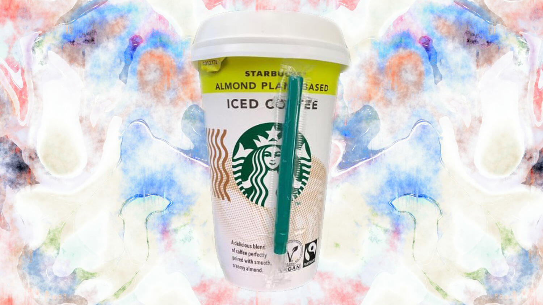 Asda Supermarkets Launch Exclusive Vegan Starbucks Iced Coffee With Dairy-Free Almond Milk