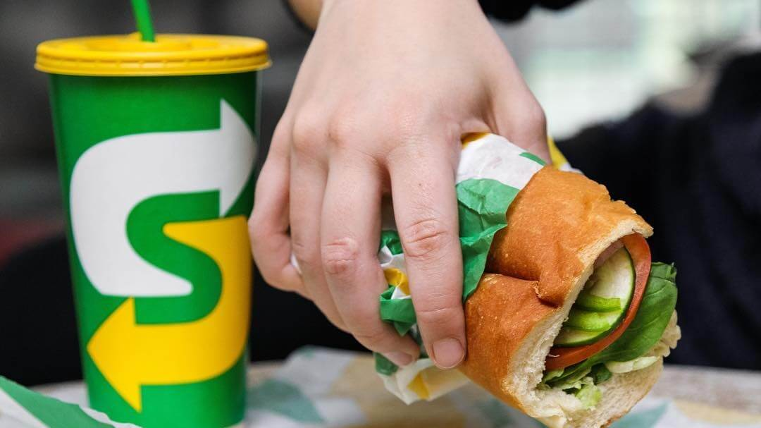 200 Subway Restaurants Give Up Meat for a Week