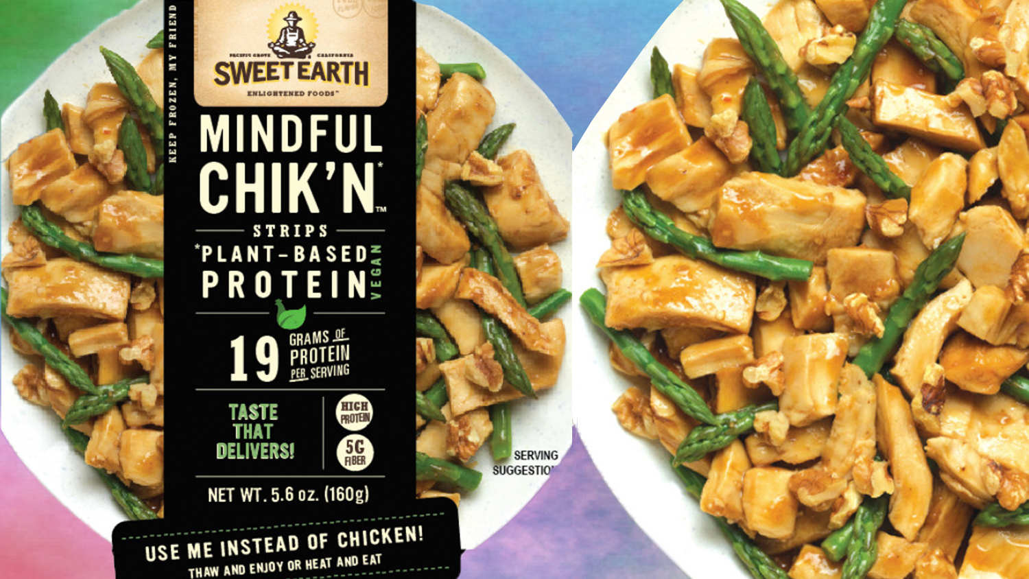 Sweet Earth to Launch Vegan High-Protein 'Mindful' Chicken Range