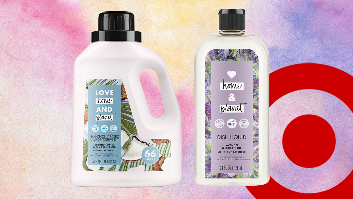 Unilever Launches 38 Sustainable 'Love Home and Planet' Cruelty-Free Home-Cleaning Products at Target