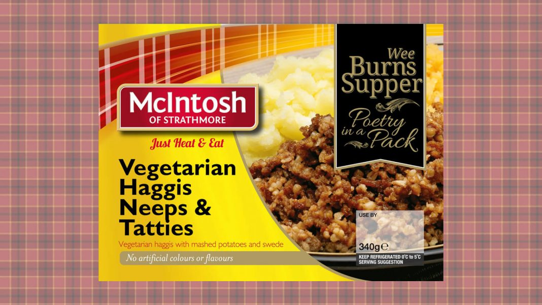 Tesco Just Launched Vegan Haggis And It's Not Even Gross
