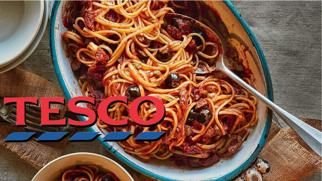 Tesco Celebrates Its 100th Anniversary With Vegan One-Pot Meaty Linguine